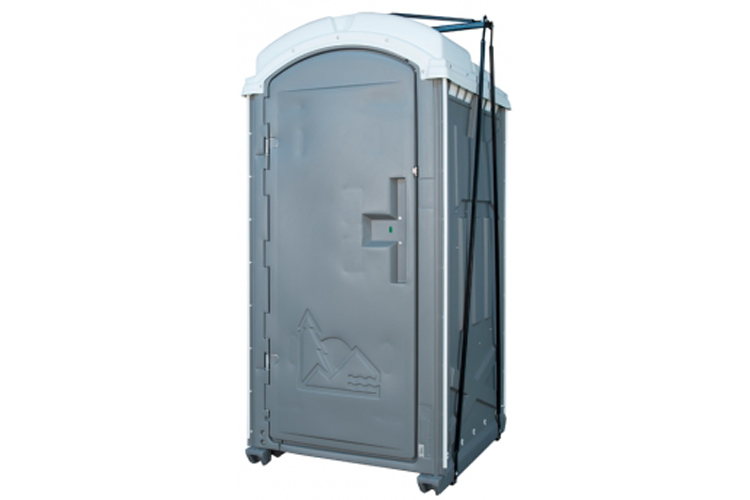 High Rise Portable Toilet Rental