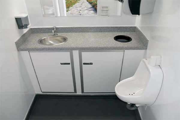 restroom trailer rental