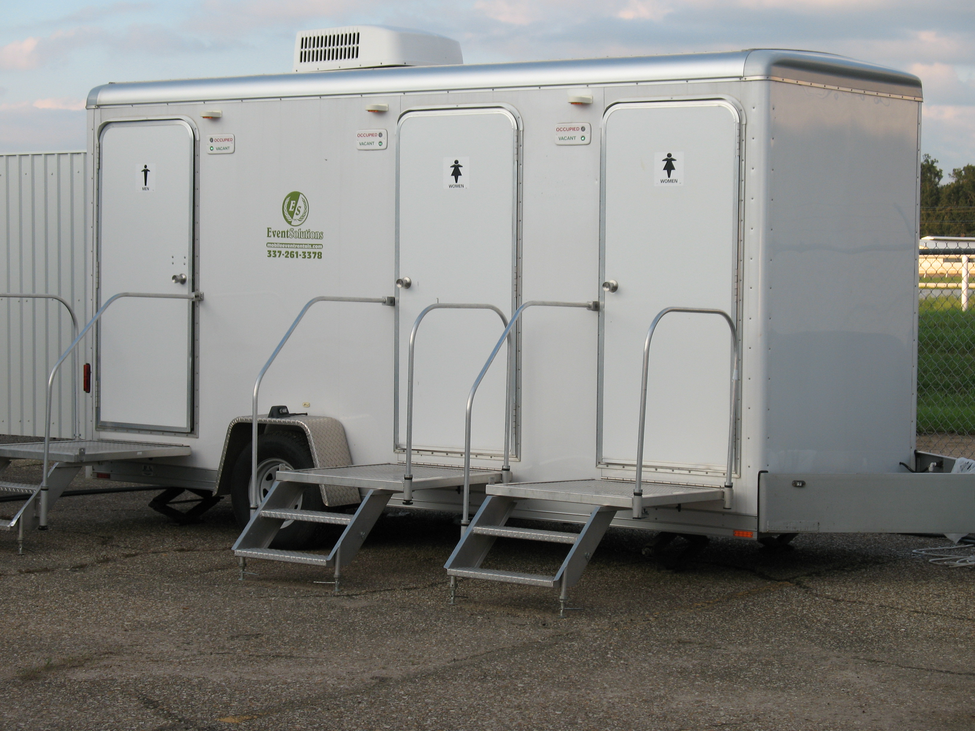 weddings author tips bathroom trailer toilets michigan rental lake restroom plumbers at for portable trailers