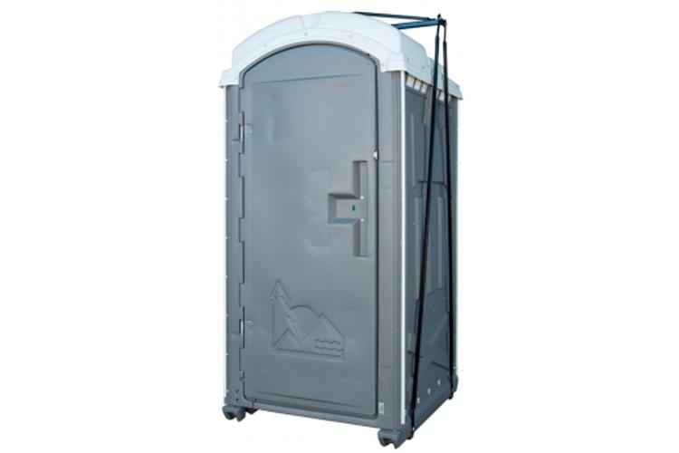 High Rise Portable Toilet Rental