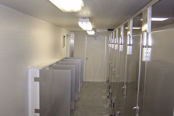 restroom trailers for rent