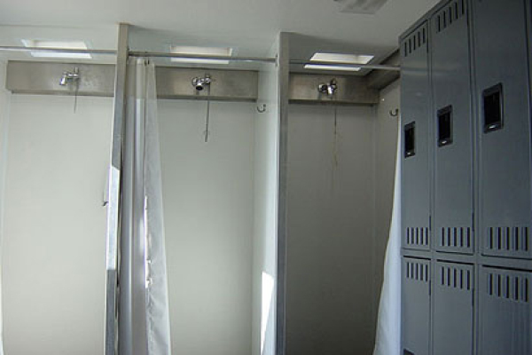 shower trailers
