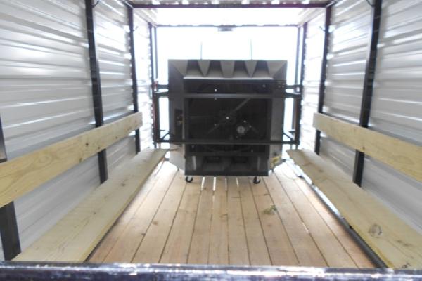 cooling trailer rentals